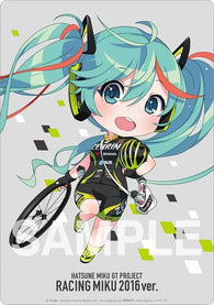 Hatsune Miku GT Project Hatsune Miku Racing Ver. 2016 Mouse Pad Team UKYO Cheer Ver.