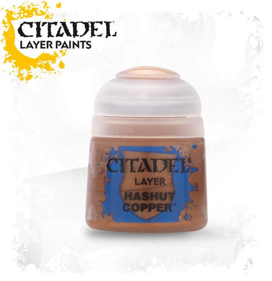 Citadel Layer Paint - Hashut Copper