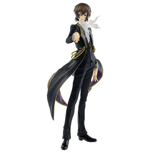 CODE GEASS Lelouch of the Rebellion R2 EXQ Figure - Lelouch Lamperouge