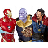 Marvel Legends Series - Marvel Studios: The First Ten Years - Iron Man Mark L, Thanos & Doctor Strange