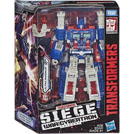 Transformers Generations War For Cybertron: Seige - Leader Ultra Magnus