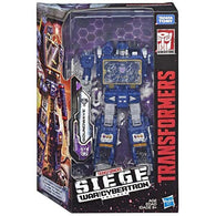Transformers Generations War For Cybertron: Siege Voyager Wave 2 - Soundwave