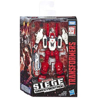 Transformers Generations War For Cybertron: Siege Deluxe Wave 2 - Sixgun