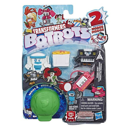 Transformers Botbots series 2 - 5 packs