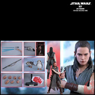 MMS446 – Star Wars: The Last Jedi – 1/6th scale Rey (Jedi Training)