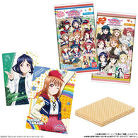 Love Live! Sunshine! The School Idol Movie Over the Rainbow Wafer 2