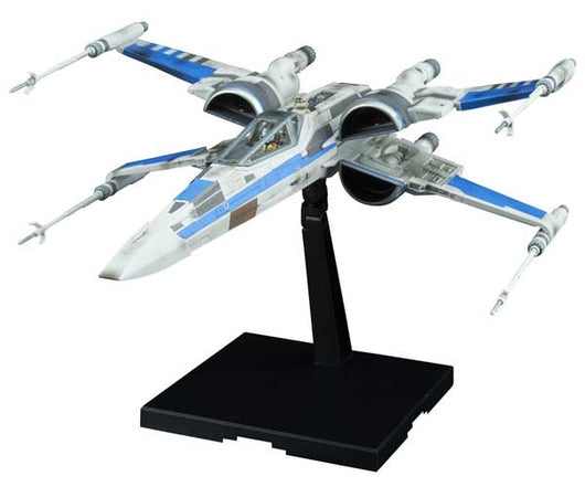 1/72 Star Wars X Wing Fighter Resistance Blue Squadron Custom
