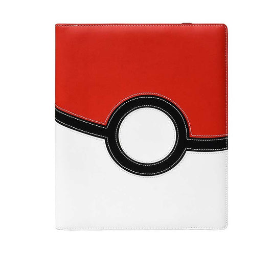 Pokemon Trading Card Game - Poke Ball Premium 9 Pocket Binder