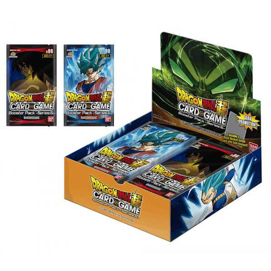 Dragonball Super TCG TB06 Booster - Destroyer Kings