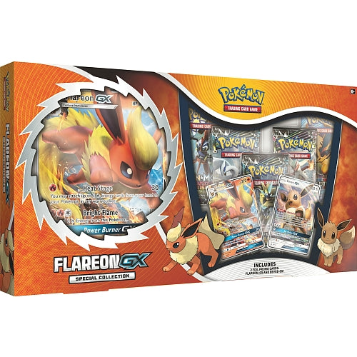 Pokemon TCG Flareon GX Special Collection