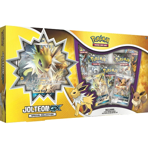 Pokemon TCG Jolteon GX Special Collection
