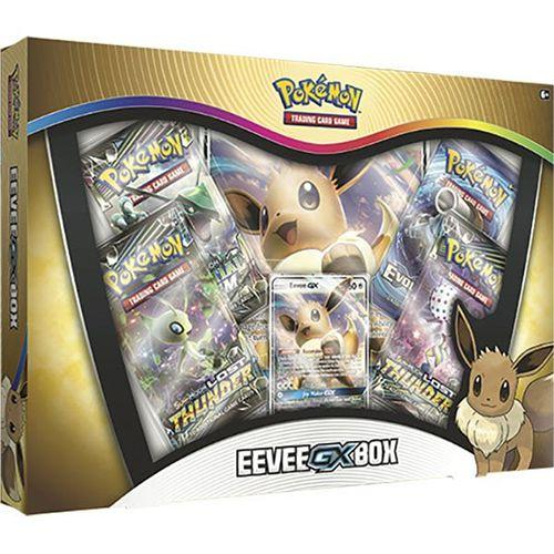 Pokemon TCG Eevee GX Box