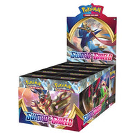 Pokemon Sun & Moon TCG SS1 Sword & Shield Build & Battle