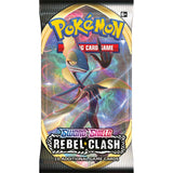 Pokemon TCG: Tag Sword & Shield Rebel Clash Booster (pack)