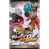 Dragonball Super TCG TB01 Booster - The Tournamnet of Power