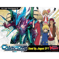 CardFight! Vanguard V Extra Booster Vol.02 [VGE-V-EB02: Champions of the Asia Circuit] (Eng)