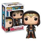 Funko POP Heroes - #229 Wonder Woman w/Cloak