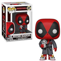 Funko POP Marvel #327 - Deadpool Playtime - Deadpool in Robe