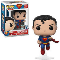 Funko POP DC #251 - Superman 80th Anniv: Flying Superman