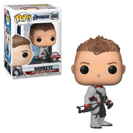 Funko POP Marvel #466 -  Avengers: End Game Hawkeye QR Suit