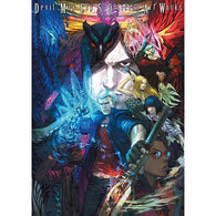 Devil May Cry 5 Official Art Works (Book)