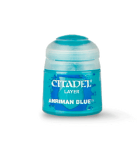 Citadel Layer Paint - Ahriman Blue