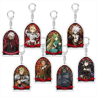 (PO) Fate/Apocrypha Acrylic Key Chain Collection Red Camp Ver. (11)