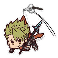 (PO) Fate/Apocrypha Acrylic Tsumamare Strap - Rider of Red (1)