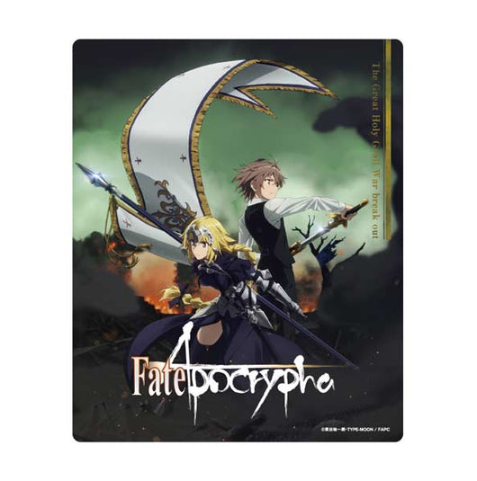 Fate/Apocrypha Mouse Pad A