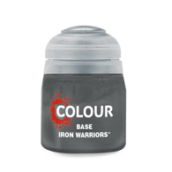 Citadel Base Paint - Iron Warriors