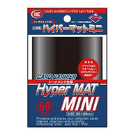 Card Barrier Hyper Mat Mini – Black