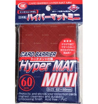Card Barrier Hyper Mat Mini – Red