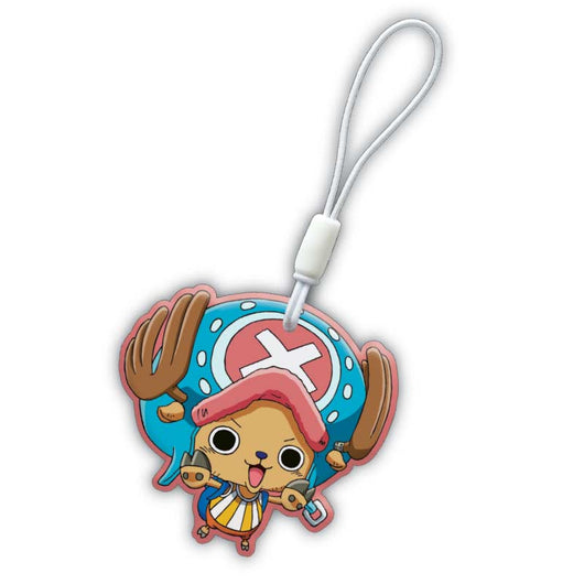 One Piece ez-link Chopper Die-cut Charm