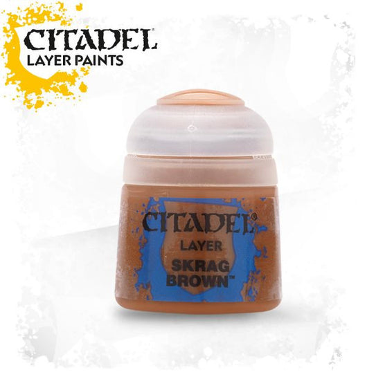 Citadel Layer Paint - Skrag Brown