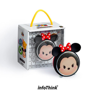 Disney Tsumu Tsumu Bluetooth Speaker - Minnie Mouse