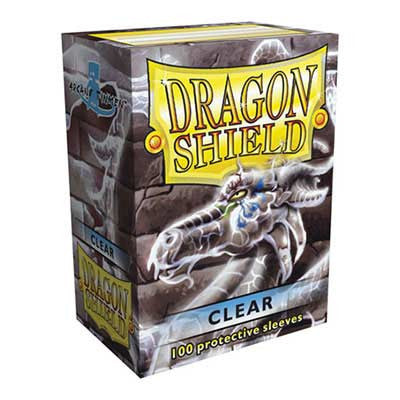 Dragon Shield Classic Sleeves - Clear