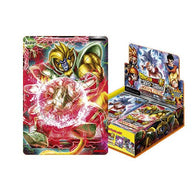 Dragonball Super TCG DB4 Booster Box – Colossal Warfare (+ 2 Dash Packs)