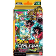 Dragonball Super TCG DB4 Starter Pack 05 – The Crimson Saiyan