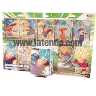 Dragonball Super TCG Deck Box set 01 - Mighty Heroes
