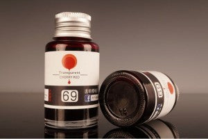 E7 Clear Cherry Red (69) 30ML