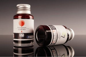 E7 Clear Red (61) 30ML