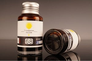 E7 Clear Yellow (68) 30ML