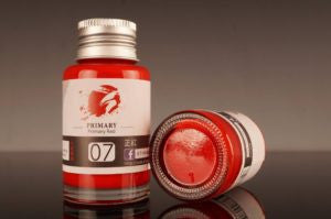 E7 Primary Red (07) 30ML