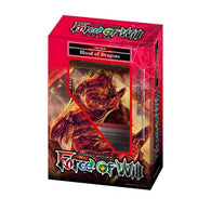 Force of Will Fire Starter Deck - Blood of Dragons