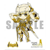 Frame Arms Girls Makie Sticker - Hresvelgr