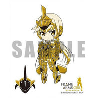 Frame Arms Girls Makie Sticker - Stylet