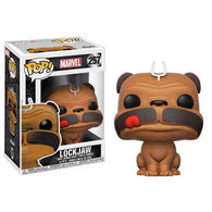 Funko POP Marvel – Inhumans #257 - Lockjaw