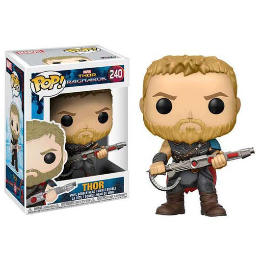 Funko POP Marvel – Thor Ragnarok #240 – Thor Gladiator Suit