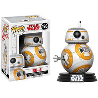 Funko POP Star Wars The Last Jedi #196 – BB-8
