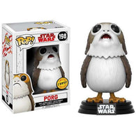 Funko POP Star Wars The Last Jedi #198 – Porg (Chase)
